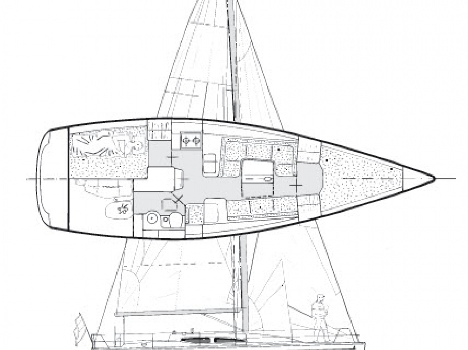 sailboat wiring diagram