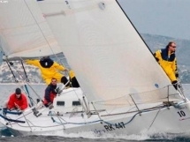 Beneteau First 40.7- prototype Farr Yacht Design